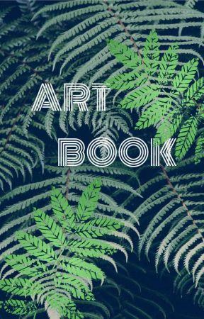 Art book by Mlyczek