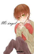 Mi ángel (yaoi) by misuk1