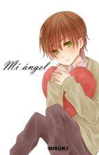 Mi ángel (yaoi) by misuk1