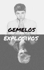 Gemelos Explosivos j.b [Erótica] [Terminada] by FabiBieber