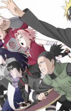 NARUTO: BOYFRIEND SCENARIOS by _Anime_Girl_17_
