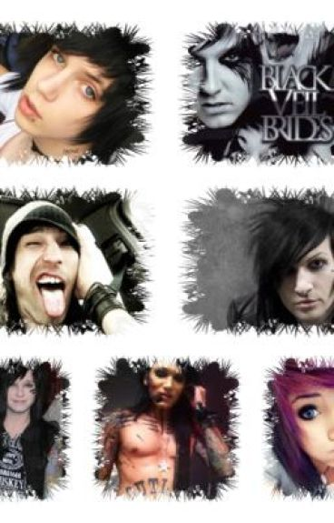 Adopted by black veil brides