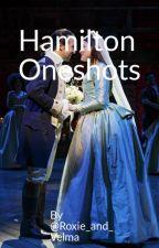 Hamilton Oneshots by Roxie_and_Velma