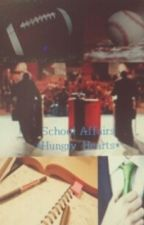 School Affairs *Hungry Hearts*boyxboy by eridanscarvedjohn