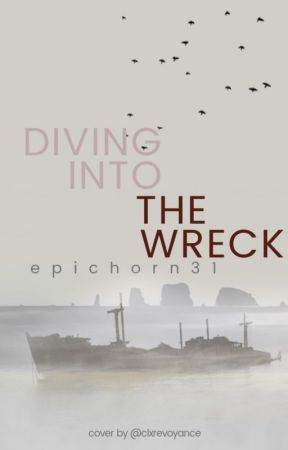 Diving Into The Wreck by epichorn31