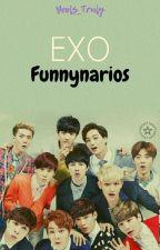Exo-Scenarios (funny) _(Request are open)  by LadyKStar