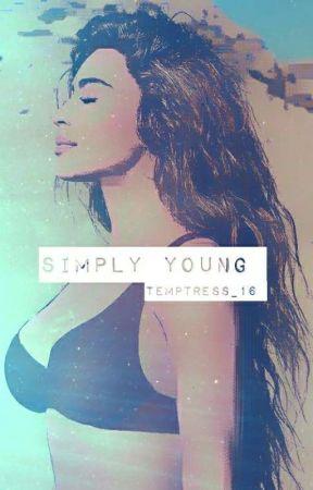 Simply Young | Kim Kardashian by Temptress_16