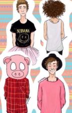 5sos Fam by -Madness_At_Best-