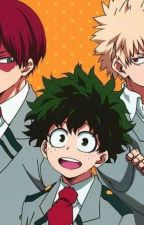 TodoBakuDeku Their Kidnapped Sweetheart by soumy42