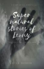 Supernatural stories of Leony by mindpencil
