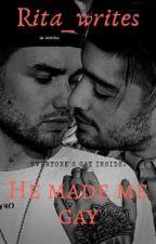 He Made Me Gay by Rita_writes