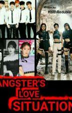 GANGSTER LOVE SITUATION (BLACKPINK x BTS x MMLD x TWICE) by keithredubla