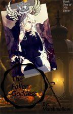 The Fallen Goddess by DatOne_Neko