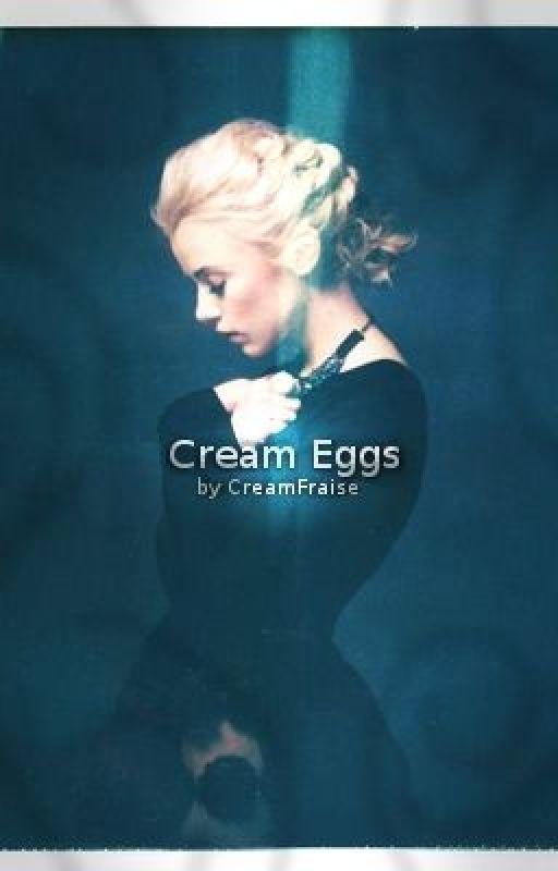 Cream Eggs by CreamFraise