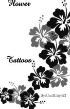 Flower Tattoos (Snarry) by UniKitty321