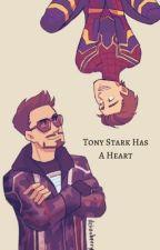 Tony Stark Has A Heart by AnabelleBlack20