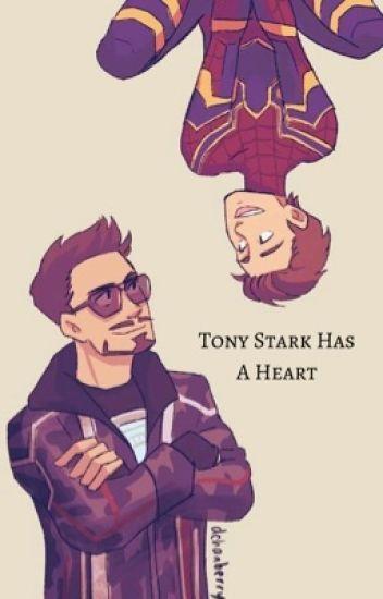 Tony Stark Has A Heart