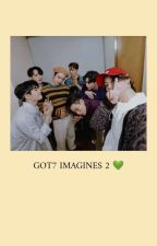 GOT7 IMAGINES 2 by akamarks
