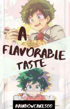 A Flavorable Taste {Katsudeku Au} by RainbowCakes00