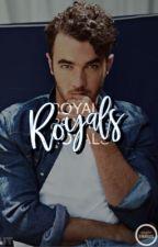 royals ➩ jay gatsby  by numberfiveeee