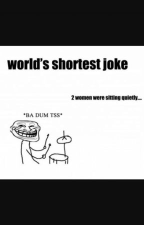 Jokes by sensualxhuman