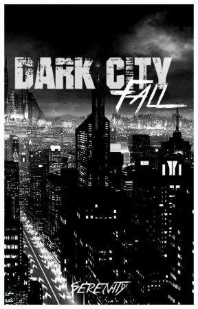 DARK CITY : Fall by KD_Karidea