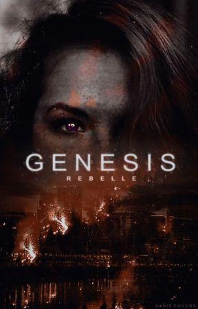 Genesis by ArchedEyebrow_Pub