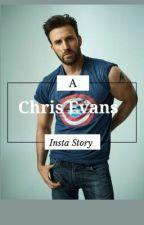 Chris Evans Insta Story by harrywavycurly