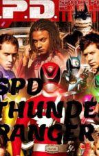 SPD Thunder Ranger  by BigDreamer2380