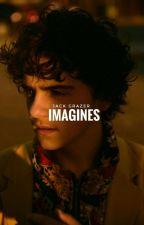 ➟ jack grazer imagines™ by fuckbeans