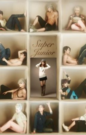 Super Junior's Super Girl by Mizukiharu2