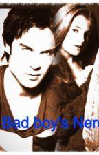 The Bad Boy's Nerd by ishk55