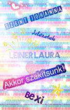 Kedvenc Leiner Laura idézeteim... by BeDorka01