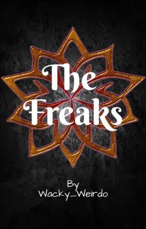 The Freak by Wacky_Weirdo