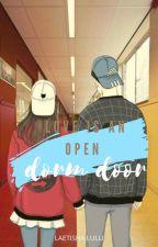 Love Is An Open Dorm Door by laetishalulu2203