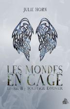 Les mondes en cage, Livre II : Solstice d'hiver by KeirORiyerdan