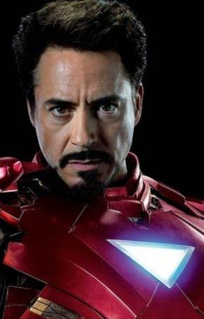 Iron man Daddy's little genius by skoch21