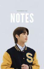 notes    kang taehyun    txt by yoonmikyuu