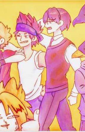 My Hero Academia Boyz Izuku Midoriya X Reader Wattpad
