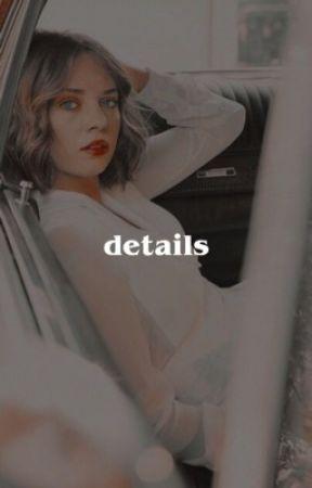 DETAILS ➩ Graphic Portfolio by numberfiveeee