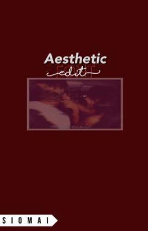 Aesthetic Fonts Edit - 0  - Wattpad