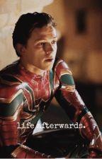 life afterwards | p. parker by iridescntt