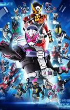 Truth or Dare with Kamen Rider Zi-O by Starbee-Prime