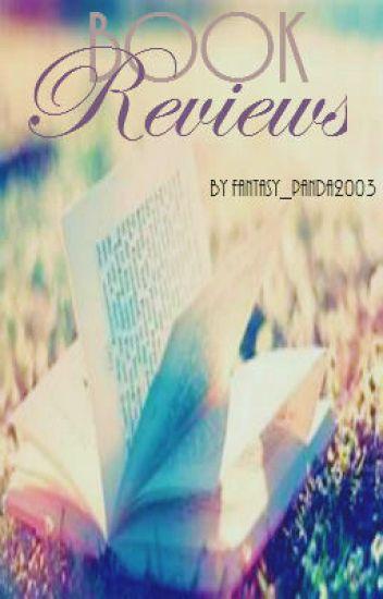 fantasy_panda2003's Book Reviews