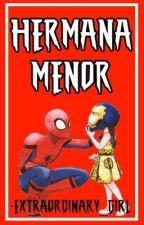 Hermana Menor [Peter Parker] by -Extraordinary_Girl