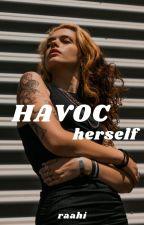 Untamed Havoc by Dagger8Daisy