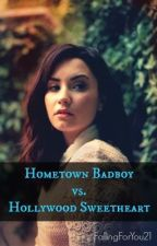Hometown Badboy vs. Hollywood Sweetheart by FallingForYou21