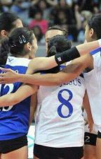 I Will Protect You Forever (Ateneo Lady Eagles Fanfic) by Unknown31518
