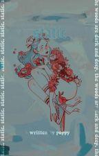 𝐒𝐓𝐀𝐓𝐈𝐂 𝐄𝐋𝐄𝐂𝐓𝐑𝐈𝐂𝐈𝐓𝐘, nancy wheeler  ¹ by clexaflowercrowns
