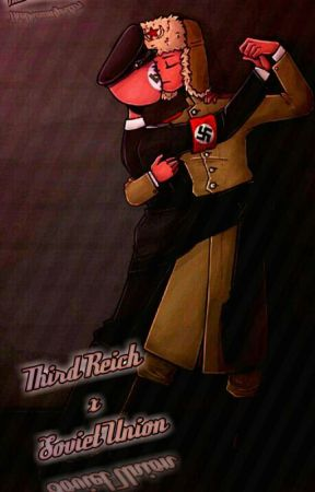 Ussr x Third Reich  by TheDreamGirl171